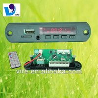 VTF-108 pro new host hdd usb player embedded mp3 module