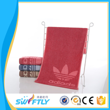 Personalized Adidas Sports Towels Face Towels With Cotton For Wholesale