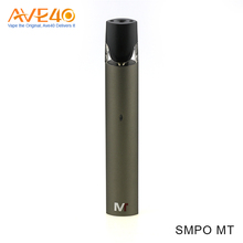 New Hot Products Vape Pen Style Express Tiny Round Drip Tip SMPO MT Kit With 420mAh Internal Battery