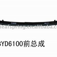 BYD6100 Car Leaf Spring Assembly Truck