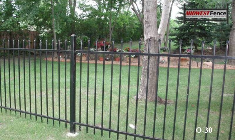 Factory Direct Wholesale Amazing Custom Wrought Iron Swimming Pool Fencing 1