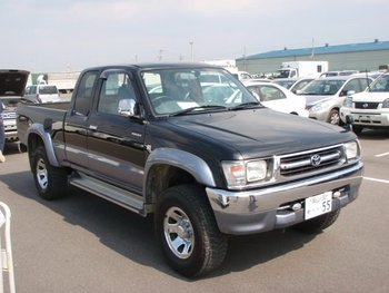 toyota hilux 2001 used cars