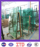 ITD-SF-TGM82017 China high quality hot sale 10mm tempered glass weight