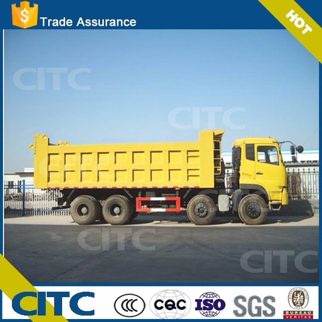 Sinotruck Howo dump truck load for gravel/standard hydraulic cylinder dump truck dimension