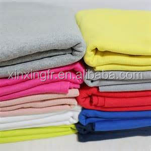 CFR1616 100%bcotton Flame Retardant/Anti-UV knitting Fabric for sweaters