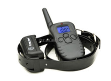Best Rechargeable Remote Anti Bark Collar Control Dog Training Equipment Wholesale