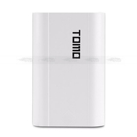 New product TOMO power bank 3pcs 18650 battery power bank TOMO V8-4