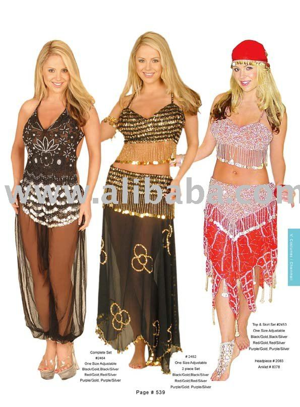 COSTUMES,BELLY DANCE,CLUB WEAR,GOTHIC ITEMS