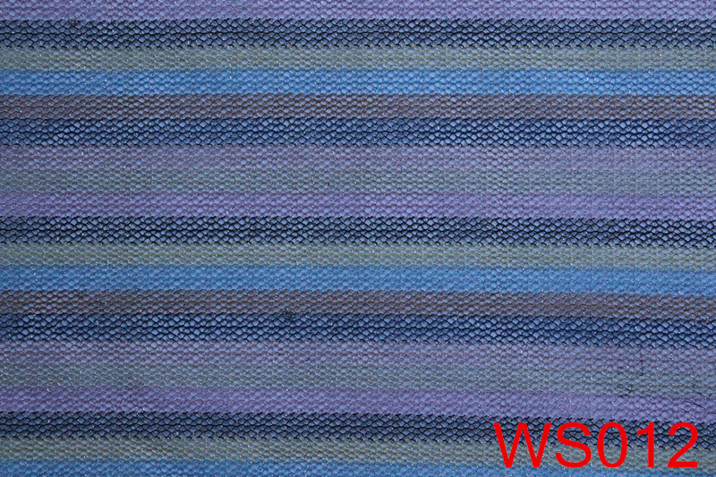 Polyester Flexible Silver Lurex Metal Yarn Dyed Mesh Fabric