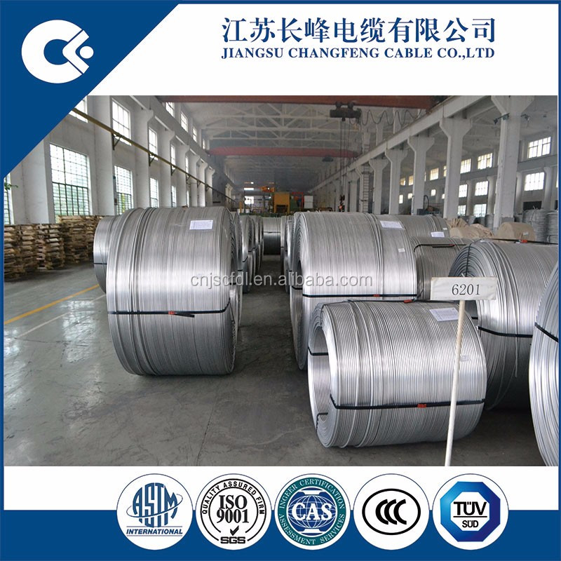 99.97% High Purity Aluminum Alloy Wire 6101 Welding Rod