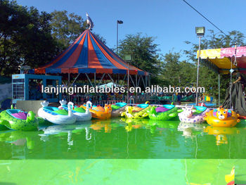 inflatable float kids bumper boat