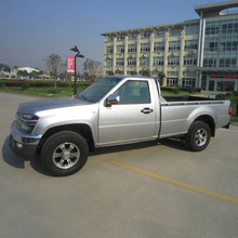 LHD JAC Single Cab Pick up Truck 4x4 Diesel Pick up Truck for Sale
