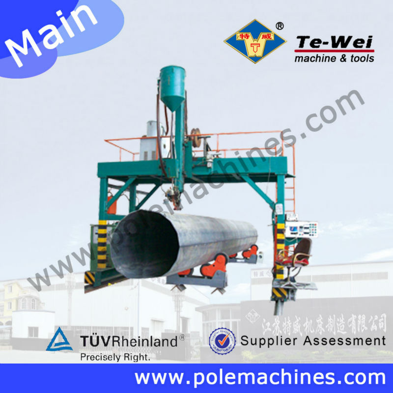 Professional Telephone Pole Making Machine