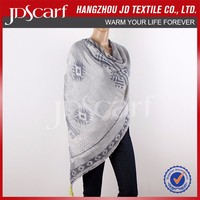 China manufacturer new style very soft Ladies Wraps And Shawls