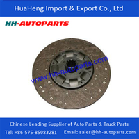 Clutch Plate for DAF 1862334032 1878040631 1862334032 1878040601 1878054933
