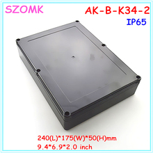 SZOMK Electronics Enclosure Type ABS IP65 Watertight Joint Box for Instrument and Meter, Electrification and Telecommunication