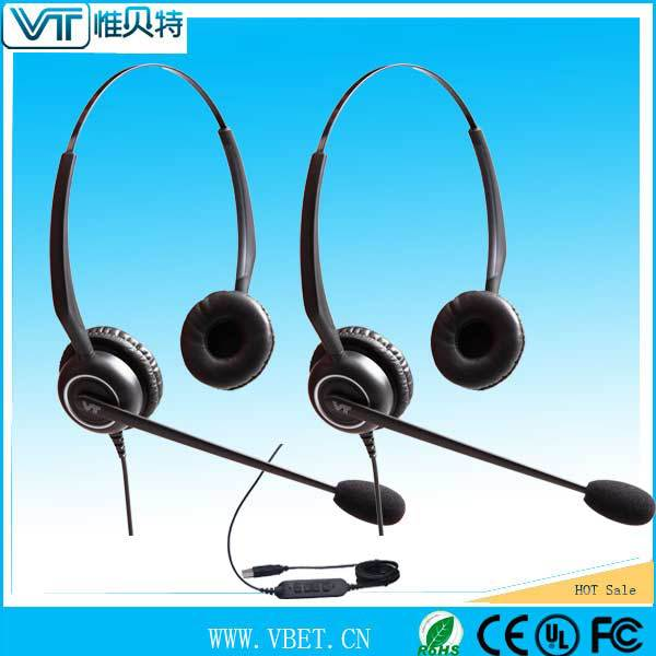 custom printed headbands telemarketing products 5mm headphone earphone headset