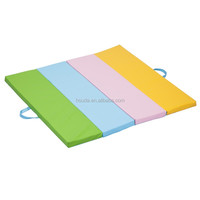 eco friendly pvc leather Baby Care Play Mat for kids