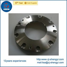 precision steel forging flange,connection parts,pipe components used in pipeline and machinery industry