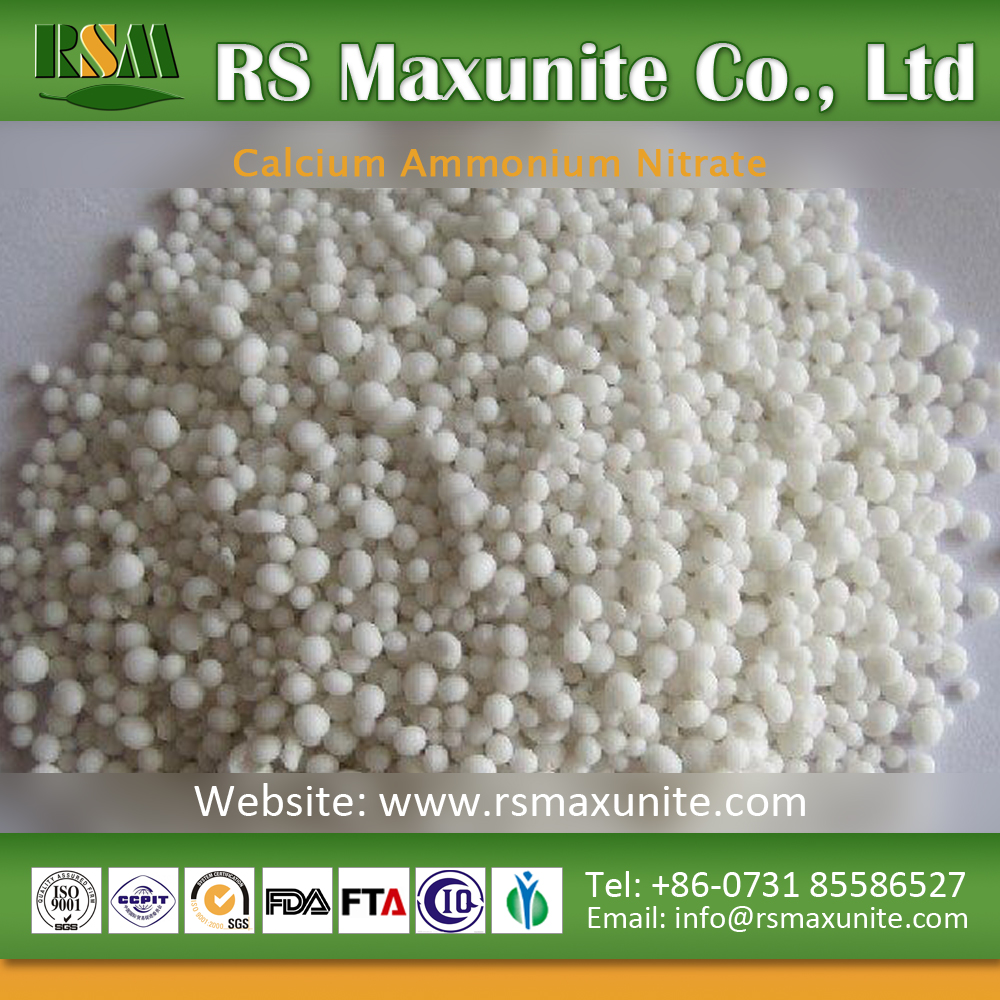 Names chemical fertilizers in agriculture Nitrogen fertilize Calcium ammonium nitrate CAN