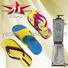 plastic pvc air blowing shoes injection mould