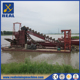 Bucket Chain Gold Dredge large gold mining dredge for sale