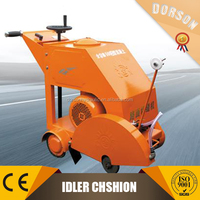 BW500 Portable concrete floor saw Road concrete saw cutting machine