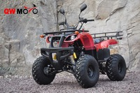 QWMOTO CE Easy to drive Wangye 150cc 200cc GY6 ATV with Automatic CVT with Reverse Gears 150cc GY6 quad bike for Adult