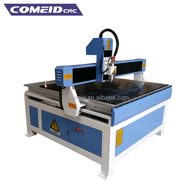 Economic price 1218 easy cnc router for wood mdf pvc