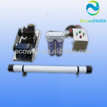 small capacity ro system seawater desalination equipment for boat