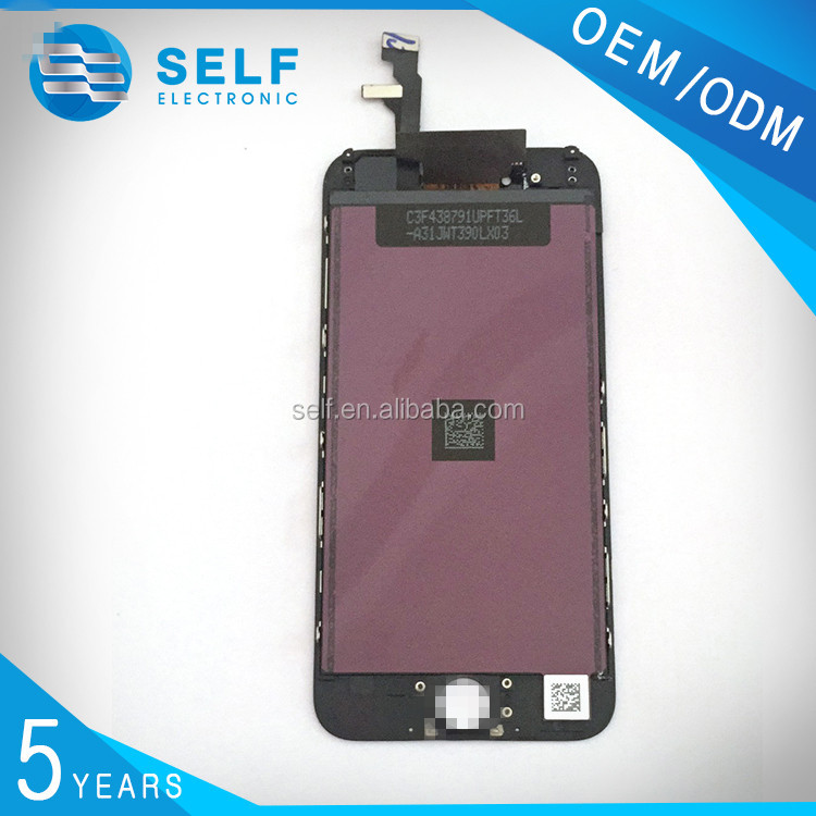Good selling smartphone lcd for iPhone 6 plus lcd screen digitizer assembly 5.5 inch