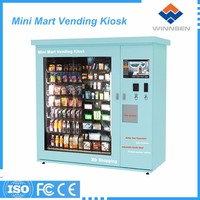 Outdoor Community Use Goods Foods Mini