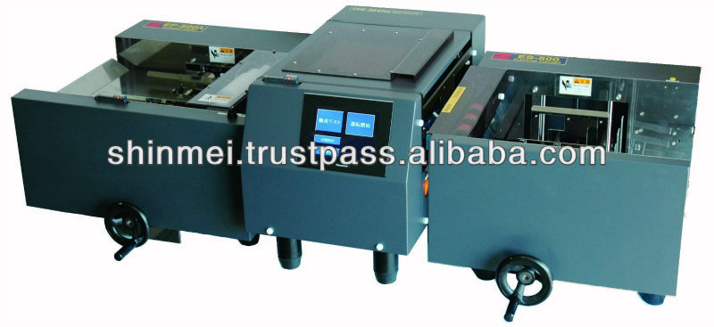 Machine for date printing 106 x 200mm on all film formats