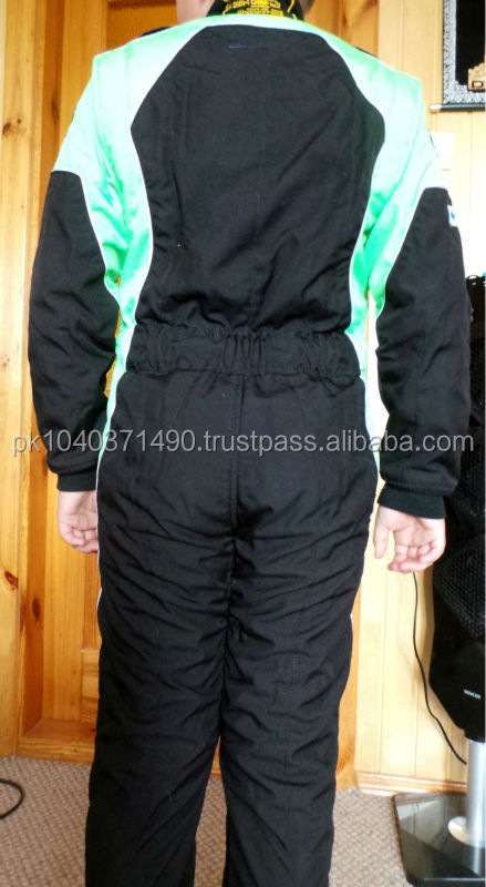 JUNIOR KART SUIT/ Go Kart Suit
