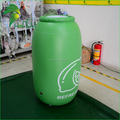 New design Inflatable Lemon Juice Can / Can Bottle Inflatable Advertisement Customize
