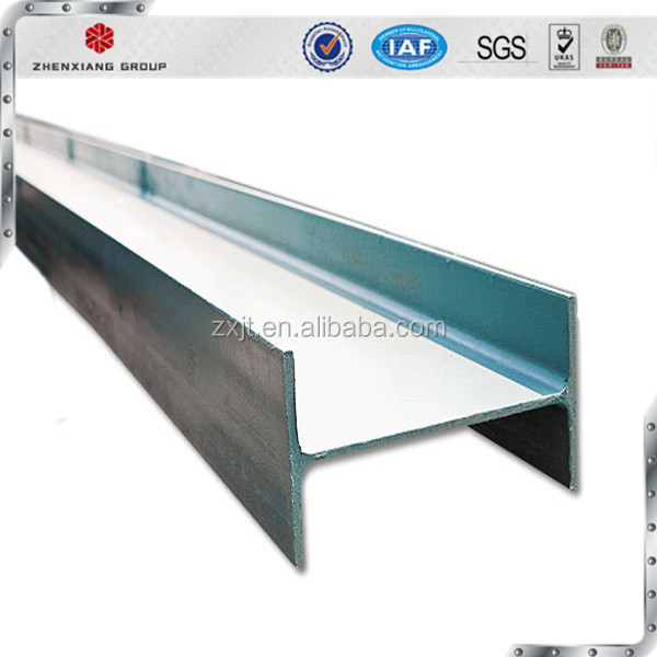 Steel company supply building materials steel beam sizes / steel h beam
