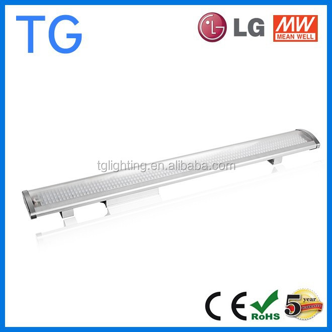 LG 5630 G3 led high bay light with Meanwell driver,120lm/w led high power tube with narrow beam angle