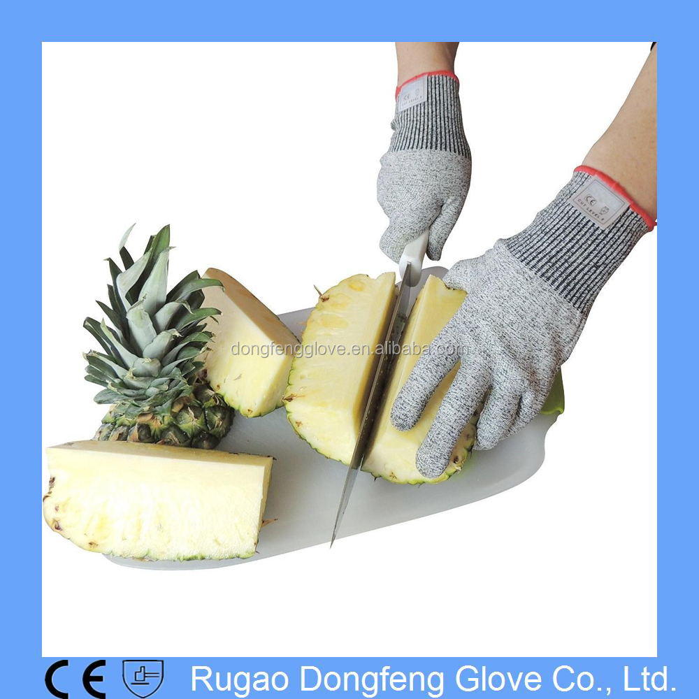 Kitchen Safety Cut Protection Gloves Protection From Knives and Graters
