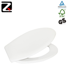 Sanitary bathroom white ceramic style toilet seat