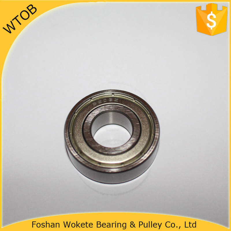 High Quality 6203 ZZ Deep Groove Ball Bearing From China Supplier