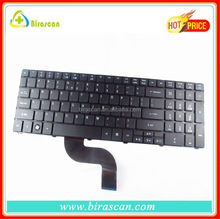 US layout laptop keyboard for Acer AS 5810 5810T 5536 5745 5738 5742 5336 computer keyboard