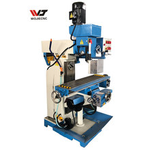 China conventional milling machine ZX7550CW drilling and milling machine price