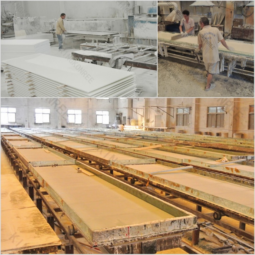 solid surface factory