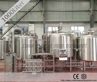 200L-1000L used brewery equipment for sale