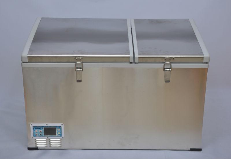 bcd 80 100 125 65w cfc frei portablen outdoor k hlschrank. Black Bedroom Furniture Sets. Home Design Ideas