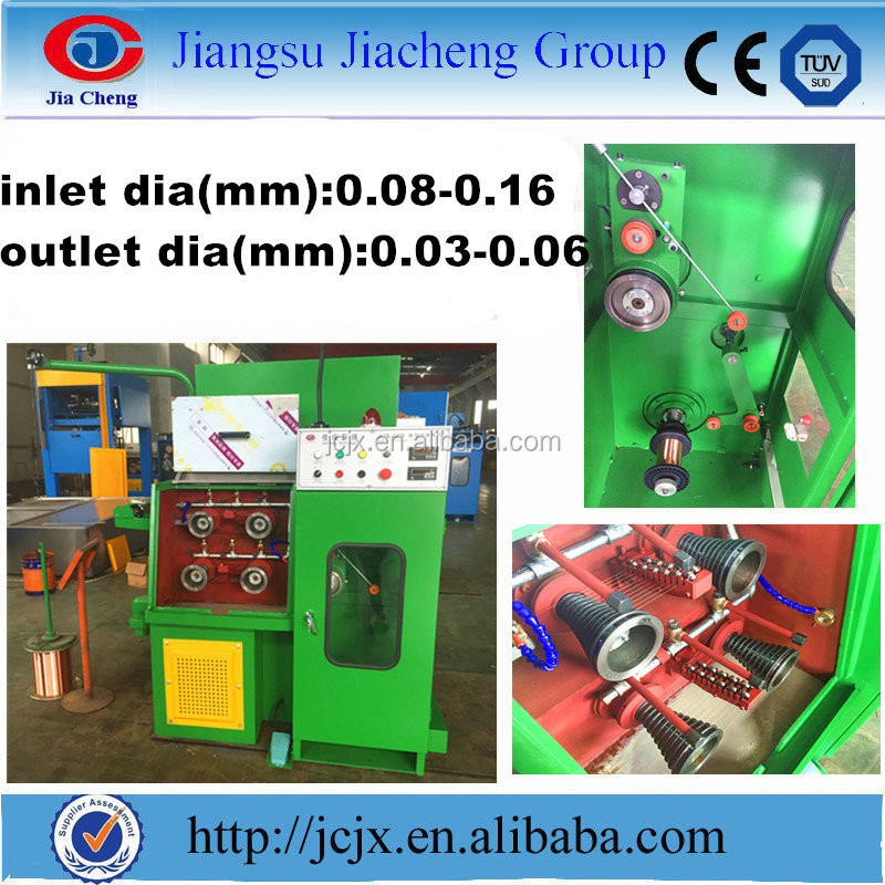 wholesale alibaba extremely /mini fine copper wire drawing machine china suppliers