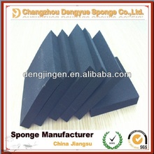 Antiaging neoprene rubber foam/fire proof dense foam rubber