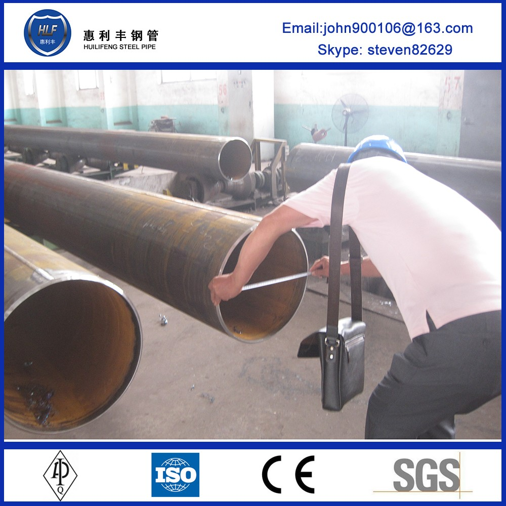 leading manufacturer erw pipe mill