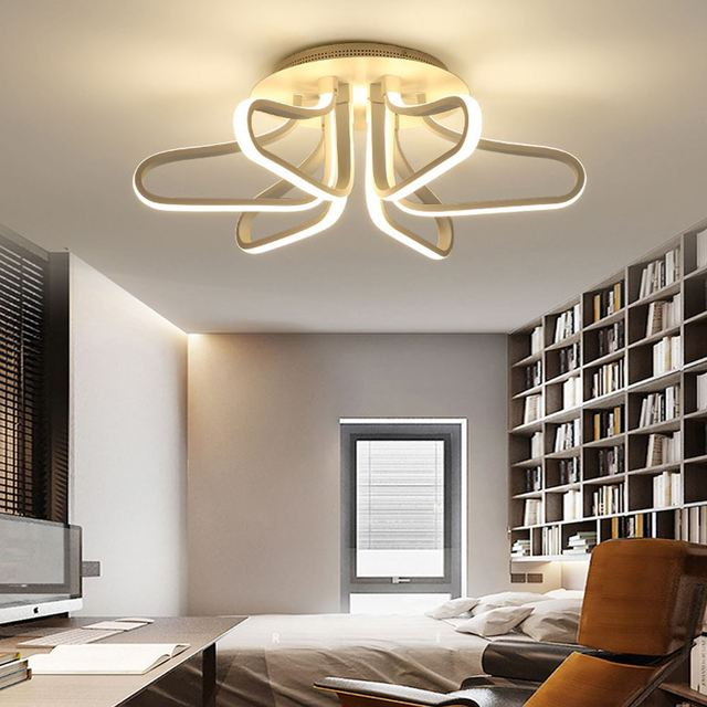 Led Ceiling Lights Living Room Lights Lustre De Plafond Led Ceiling Lamp luminarias Para Teto Lamparas De Techo Fixture lighting