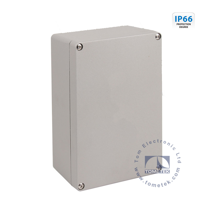 IP66 Watertight Aluminum Metal Electrical Junction Box